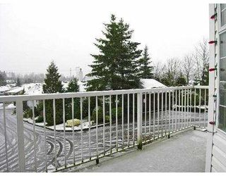 """Photo 8: 1180 FALCON Drive in Coquitlam: Eagle Ridge CQ Townhouse for sale in """"FALCON HEIGHTS"""" : MLS®# V624916"""