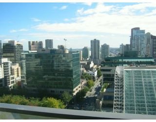 Photo 9: 1530 938 Smithe Street in Vancouver: DT Downtown Condo for sale (Vancouver West)  : MLS®# V620546