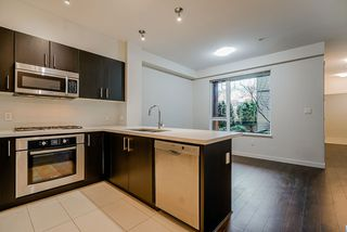 "Photo 3: 103 3133 RIVERWALK Avenue in Vancouver: South Marine Condo for sale in ""New Water"" (Vancouver East)  : MLS®# R2423728"