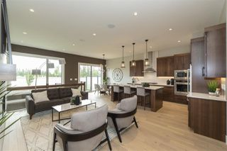 Photo 5: 4613 Knight Point in Edmonton: Zone 56 House Half Duplex for sale : MLS®# E4187635