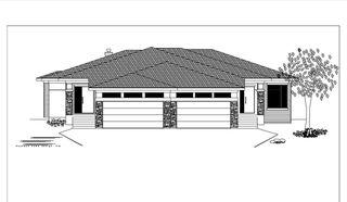 Photo 1: 4613 Knight Point in Edmonton: Zone 56 House Half Duplex for sale : MLS®# E4187635