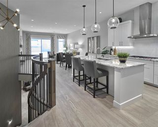 Photo 20: 4613 Knight Point in Edmonton: Zone 56 House Half Duplex for sale : MLS®# E4187635