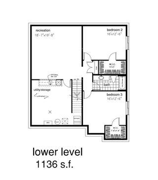 Photo 3: 4613 Knight Point in Edmonton: Zone 56 House Half Duplex for sale : MLS®# E4187635