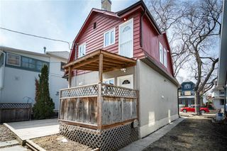 Photo 35: 199 Lipton Street in Winnipeg: Wolseley Residential for sale (5B)  : MLS®# 202008124