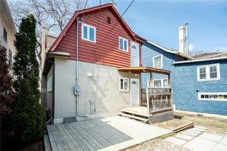 Photo 36: 199 Lipton Street in Winnipeg: Wolseley Residential for sale (5B)  : MLS®# 202008124