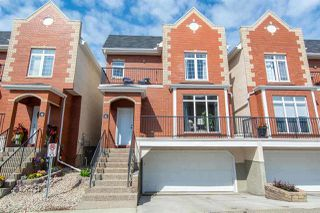 Photo 1: 61 8403 164 Avenue in Edmonton: Zone 28 Townhouse for sale : MLS®# E4202291