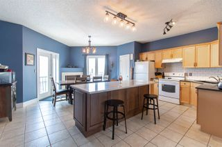 Photo 8: 61 8403 164 Avenue in Edmonton: Zone 28 Townhouse for sale : MLS®# E4202291