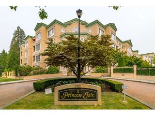 "Photo 1: 108 2985 PRINCESS Crescent in Coquitlam: Canyon Springs Condo for sale in ""PRINCESS GATE"" : MLS®# R2518250"