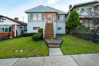 Main Photo: 4218 ETON Street in Burnaby: Vancouver Heights House for sale (Burnaby North)  : MLS®# R2432401
