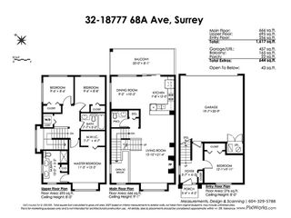 "Photo 20: 32 18777 68A Avenue in Surrey: Clayton Townhouse for sale in ""COMPASS"" (Cloverdale)  : MLS®# R2443776"