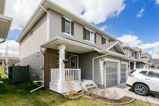 Main Photo: 4528 214 Street in Edmonton: Zone 58 House Half Duplex for sale : MLS®# E4196210