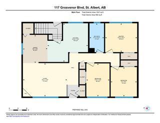 Photo 2: 117 GROSVENOR Boulevard: St. Albert House for sale : MLS®# E4197893