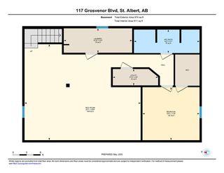 Photo 3: 117 GROSVENOR Boulevard: St. Albert House for sale : MLS®# E4197893