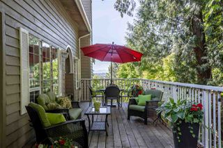 """Photo 1: 42 21848 50 Avenue in Langley: Murrayville Townhouse for sale in """"Cedar Crest"""" : MLS®# R2459559"""