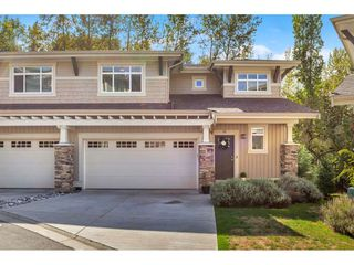 """Main Photo: 53 34230 ELMWOOD Drive in Abbotsford: Central Abbotsford Townhouse for sale in """"TEN OAKS"""" : MLS®# R2501674"""
