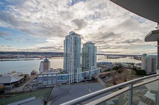 Photo 16: 2201 892 CARNARVON STREET in New Westminster: Downtown NW Condo for sale : MLS®# R2499563