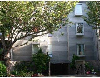 """Photo 1: 1875 W 8TH Ave in Vancouver: Kitsilano Condo for sale in """"WESTERLY"""" (Vancouver West)  : MLS®# V621374"""