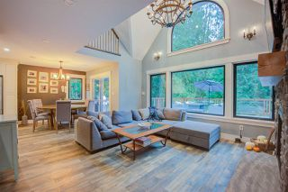 Photo 9: 30296 DEWDNEY TRUNK Road in Mission: Stave Falls House for sale : MLS®# R2415176