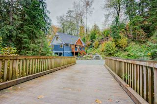 Photo 1: 30296 DEWDNEY TRUNK Road in Mission: Stave Falls House for sale : MLS®# R2415176