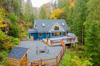 Photo 2: 30296 DEWDNEY TRUNK Road in Mission: Stave Falls House for sale : MLS®# R2415176
