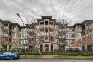 "Photo 1: 207 2336 WHYTE Avenue in Port Coquitlam: Central Pt Coquitlam Condo for sale in ""CENTREPOINTE"" : MLS®# R2423932"