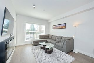 "Photo 1: 317 20175 53 Avenue in Langley: Langley City Condo for sale in ""The Benjamin"" : MLS®# R2425670"