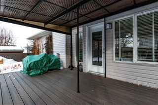 Photo 31: 4 CARTWRIGHT Way: Sherwood Park House for sale : MLS®# E4186363