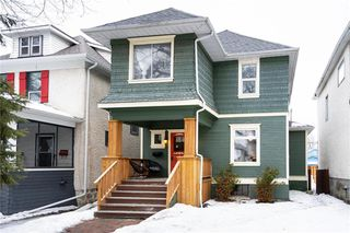 Photo 1: 107 Cobourg Avenue in Winnipeg: Glenelm Residential for sale (3C)  : MLS®# 202003709