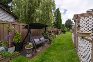 "Photo 38: 166 15501 89A Avenue in Surrey: Fleetwood Tynehead Townhouse for sale in ""Avondale"" : MLS®# R2469254"