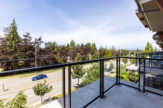 "Photo 20: 411 6688 120 Street in Surrey: West Newton Condo for sale in ""Zen at Salus"" : MLS®# R2471155"