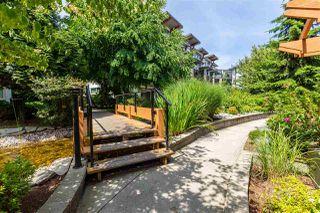 "Photo 30: 411 6688 120 Street in Surrey: West Newton Condo for sale in ""Zen at Salus"" : MLS®# R2471155"