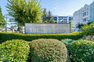"""Main Photo: 208 2585 WARE Street in Abbotsford: Central Abbotsford Condo for sale in """"The Maples"""" : MLS®# R2500428"""