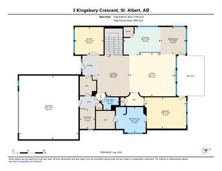 Photo 42: 3 KINGSBURY Crescent: St. Albert House for sale : MLS®# E4216611