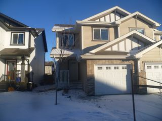 Photo 1: 17013 120 Street in Edmonton: House Duplex for rent