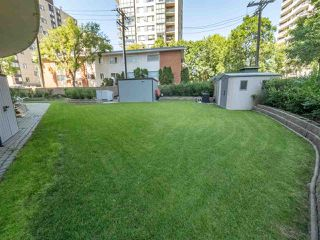 Photo 30: 803 11710 100 Avenue in Edmonton: Zone 12 Condo for sale : MLS®# E4167361