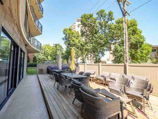 Photo 29: 803 11710 100 Avenue in Edmonton: Zone 12 Condo for sale : MLS®# E4167361