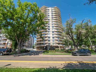 Photo 2: 803 11710 100 Avenue in Edmonton: Zone 12 Condo for sale : MLS®# E4167361