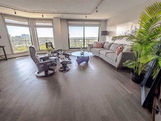 Photo 9: 803 11710 100 Avenue in Edmonton: Zone 12 Condo for sale : MLS®# E4167361