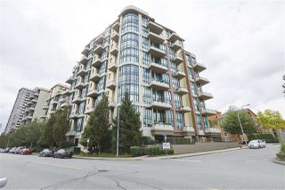"Main Photo: 508 7 RIALTO Court in New Westminster: Quay Condo for sale in ""Murano Lofts"" : MLS®# R2397998"
