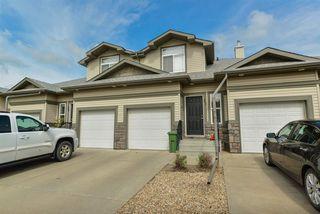 Main Photo: #31 10 WoodCrest Lane: Fort Saskatchewan Townhouse for sale : MLS®# E4177380