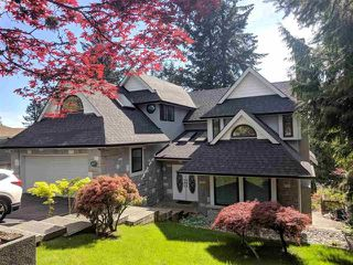 Main Photo: 207 MONTROYAL BOULEVARD in North Vancouver: Upper Lonsdale House for sale