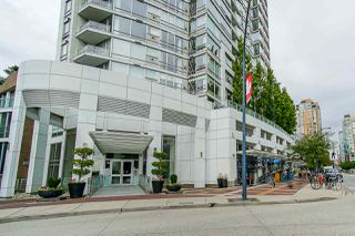 "Main Photo: 502 1201 MARINASIDE Crescent in Vancouver: Yaletown Condo for sale in ""The Penninsula"" (Vancouver West)  : MLS®# R2418249"