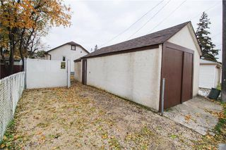 Photo 18: 751 McCalman Avenue in Winnipeg: East Elmwood Residential for sale (3B)  : MLS®# 202000105