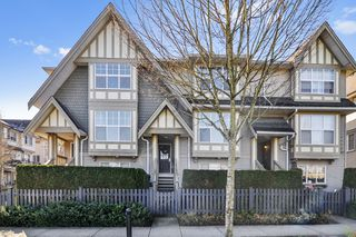 "Photo 1: 81 8089 209 Street in Langley: Willoughby Heights Townhouse for sale in ""Arborel Park"" : MLS®# R2443533"