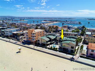 Photo 4: MISSION BEACH Condo for sale : 2 bedrooms : 3443 Ocean Front Walk #L in San Diego