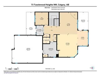 Photo 3: 73 TUSSLEWOOD Heights NW in Calgary: Tuscany Detached for sale : MLS®# C4303453