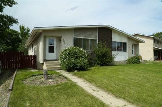Photo 1: 200 MILLBOURNE Road E in Edmonton: Zone 29 House Half Duplex for sale : MLS®# E4203111