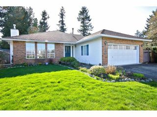 Photo 1: 1109 164A Street in Surrey: King George Corridor Home for sale ()  : MLS®# F1306486