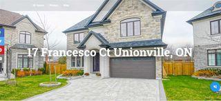 Photo 36: 17 Francesco Crt in Markham: Unionville Freehold for sale : MLS®# N4946807