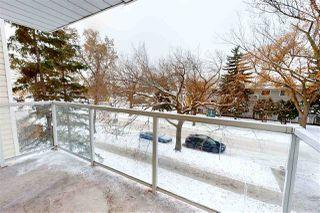 Photo 20: 303 11807 101 Street NW in Edmonton: Zone 08 Condo for sale : MLS®# E4221422
